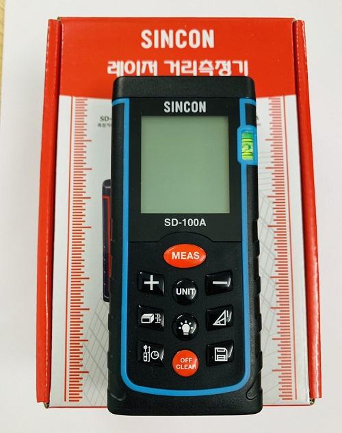 may-do-khoang-cach-laser-sincon-sd100a