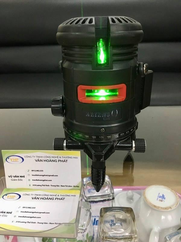 may-can-bang-laser-5-tia-xanh-alien-g5