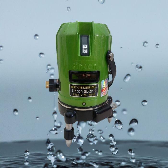 may-can-bang-laser-5-tia-xanh-sincon-sl-223g