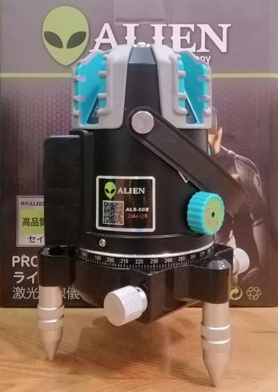 may-can-bang-laser-5-tia-xanh-alien-al5-50x